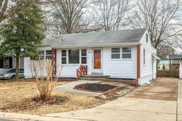 830 Clark, Florissant, MO 63031 (#20089005) :: St. Louis Finest Homes Realty Group