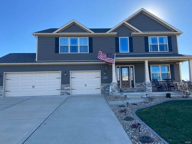 412 Amethyst Lane, Mascoutah, IL 62258 (#20089701) :: The Becky O'Neill Power Home Selling Team