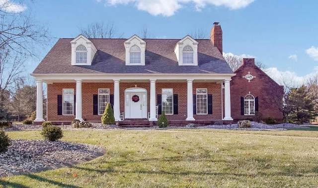 105 Bluestem Court, Edwardsville, IL 62025 (#20089849) :: Fusion Realty, LLC