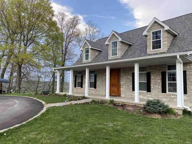 145 Stephansburg Lane, Frohna, MO 63748 (#20090750) :: Kelly Hager Group | TdD Premier Real Estate