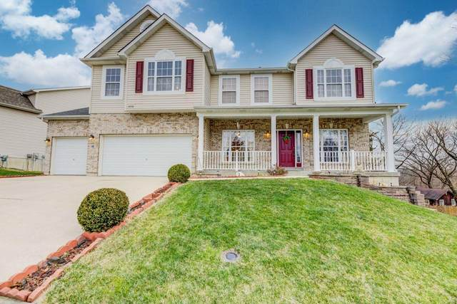 1350 Mosswoods Drive, Fenton, MO 63026 (#21000116) :: Parson Realty Group