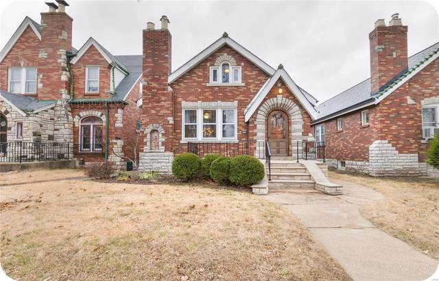6142 Leona, St Louis, MO 63116 (#21001785) :: Parson Realty Group