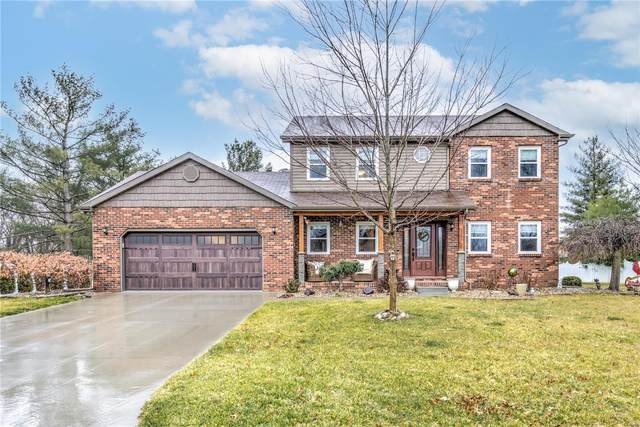 14 Sycamore, Bethalto, IL 62010 (#21001850) :: St. Louis Finest Homes Realty Group