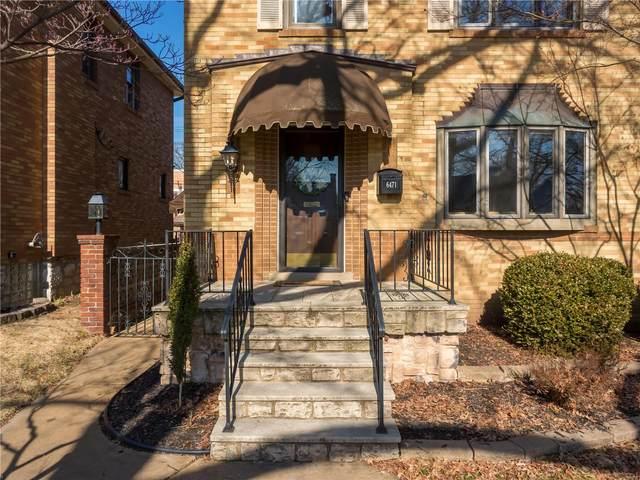 6471 Devonshire Avenue, St Louis, MO 63109 (#21002532) :: Terry Gannon | Re/Max Results