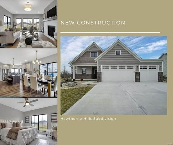 7117 Lost Oak Drive, Edwardsville, IL 62025 (#21002593) :: Fusion Realty, LLC