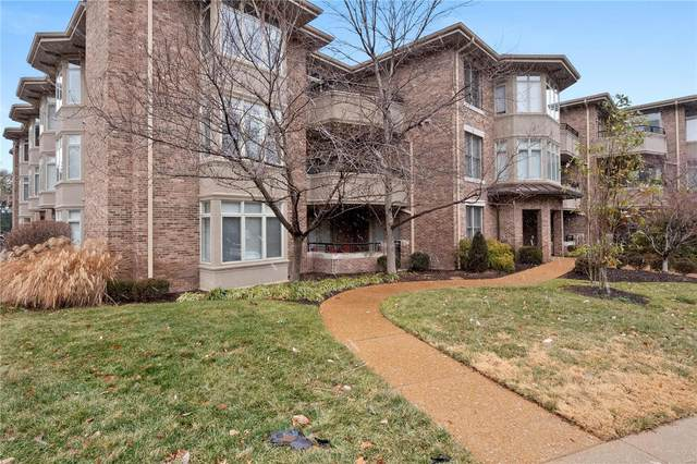 315 N Meramec #35, St Louis, MO 63105 (#21002768) :: Parson Realty Group