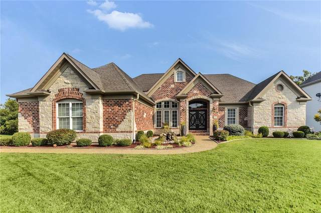 133 Bellerosa Drive, St Louis, MO 63122 (#21002868) :: The Becky O'Neill Power Home Selling Team