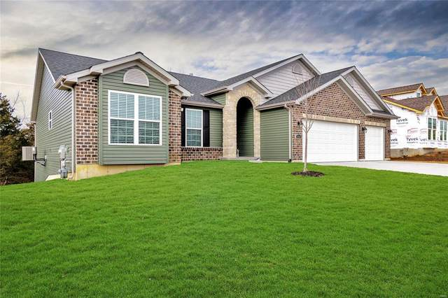801 Cimarron Meadows Drive, Wentzville, MO 63385 (#21002869) :: Clarity Street Realty