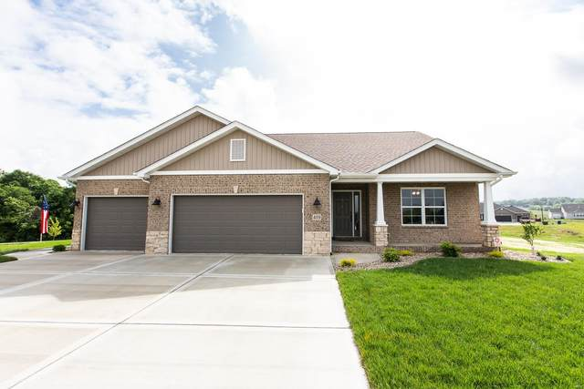 409 Briarberry, Shiloh, IL 62221 (#21002917) :: Parson Realty Group