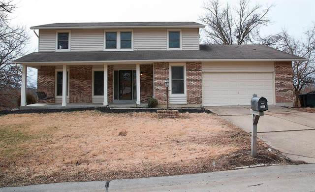 13 Great Lakes Drive, Saint Peters, MO 63376 (#21003268) :: The Becky O'Neill Power Home Selling Team