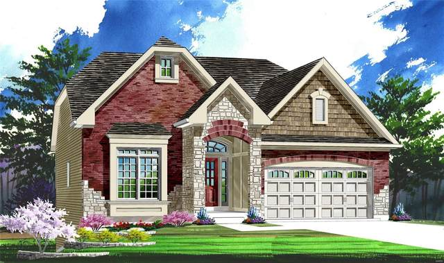 951 Grand Reserve (Lot 36) Bordeaux, Chesterfield, MO 63017 (#21003772) :: Clarity Street Realty