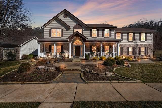 656 Southern Hills Drive, Eureka, MO 63025 (#21006263) :: Parson Realty Group
