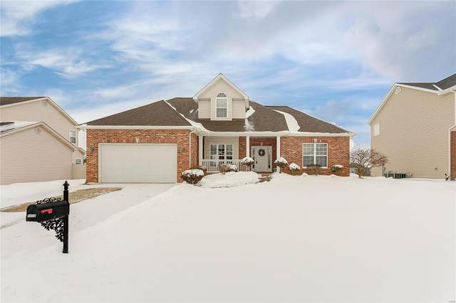 1512 Coles Ct., Edwardsville, IL 62025 (#21006635) :: Tarrant & Harman Real Estate and Auction Co.