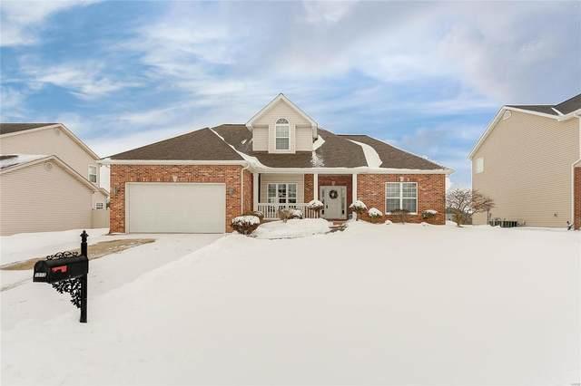 1512 Coles Ct., Edwardsville, IL 62025 (#21006635) :: Parson Realty Group