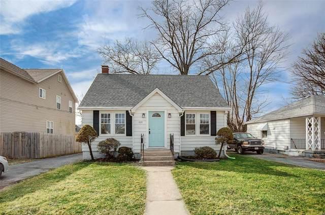 329 S Jefferson Avenue, Collinsville, IL 62234 (#21007913) :: Tarrant & Harman Real Estate and Auction Co.