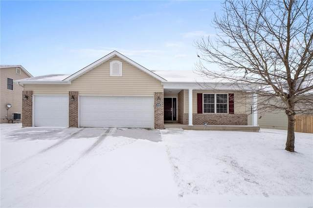 1114 Piper Lane, Mascoutah, IL 62258 (#21008325) :: Clarity Street Realty