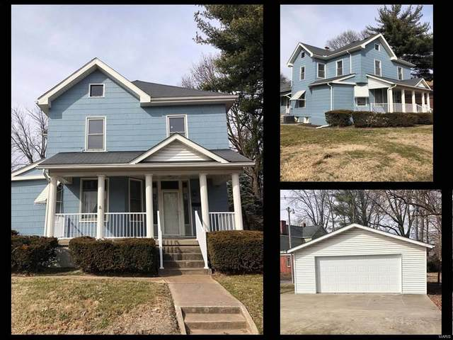 515 W. Clay St., Collinsville, IL 62234 (#21009181) :: Clarity Street Realty