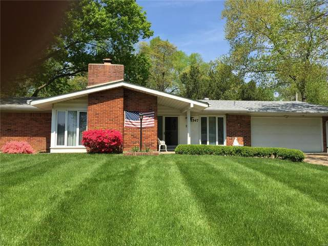 1547 Cerulean Drive, St Louis, MO 63146 (#21010745) :: Century 21 Advantage