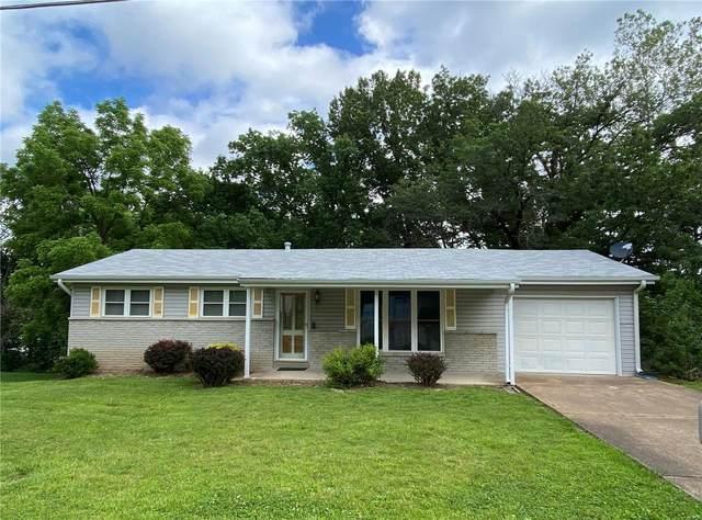 1011 Clark Drive, Fenton, MO 63026 (#21011800) :: Blasingame Group | Keller Williams Marquee