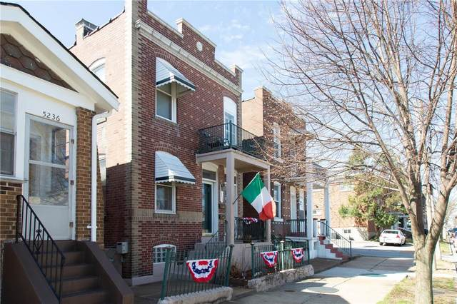5238 Bischoff Avenue, St Louis, MO 63110 (#21014344) :: St. Louis Finest Homes Realty Group
