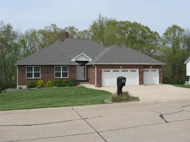 223 Estates Drive, Troy, MO 63379 (#21015198) :: Clarity Street Realty