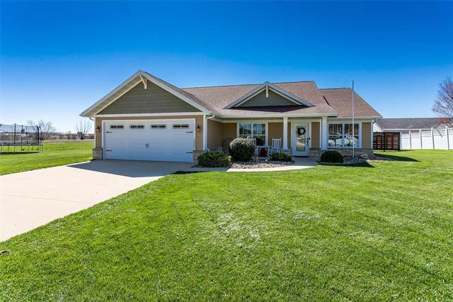 10008 Holy Cross Lane, BREESE, IL 62230 (#21015909) :: Parson Realty Group