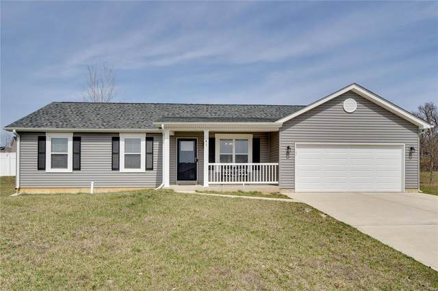 41 Missouri River Court, Troy, MO 63379 (#21016088) :: Clarity Street Realty