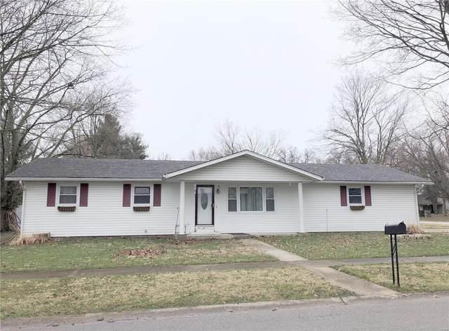 1500 Butternut Drive, Greenville, IL 62246 (#21016378) :: Clarity Street Realty