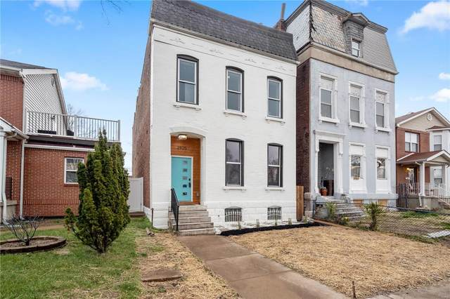 3925 Page Boulevard, St Louis, MO 63113 (#21016807) :: Jenna Davis Homes LLC