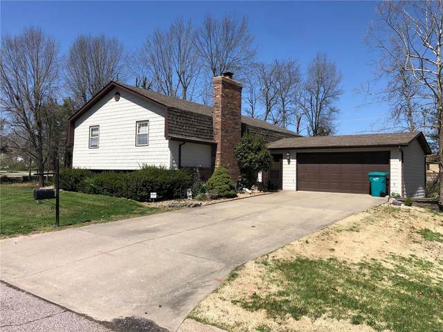 228 Circle Drive, Owensville, MO 65066 (#21019446) :: Clarity Street Realty