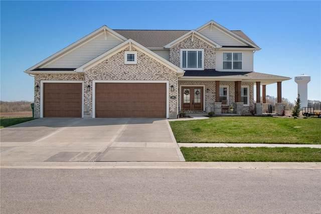 539 Flagstone Pass Drive, O'Fallon, IL 62269 (#21019584) :: Clarity Street Realty