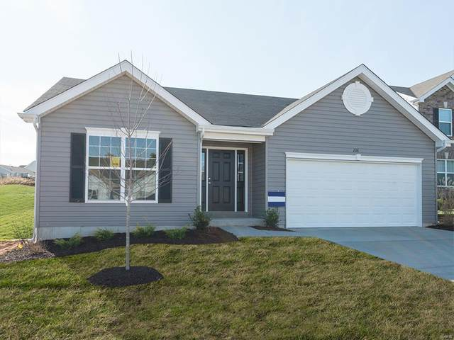 1 @ Aspen II At Westhaven, Wentzville, MO 63385 (#21019976) :: RE/MAX Vision
