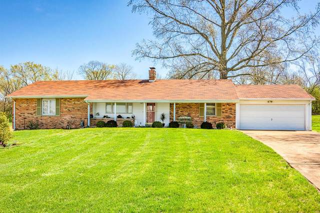 4922 Mehl Avenue, St Louis, MO 63129 (#21020091) :: Parson Realty Group