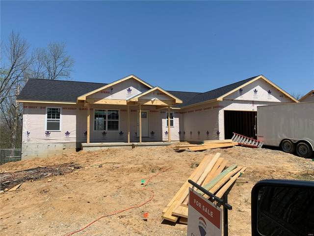 2770 Courtland Drive, Jackson, MO 63755 (#21020309) :: Clarity Street Realty