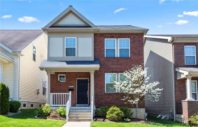 3860 Blow, St Louis, MO 63116 (#21020455) :: Clarity Street Realty