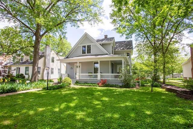1018 N Bompart Avenue, St Louis, MO 63119 (#21020999) :: Parson Realty Group