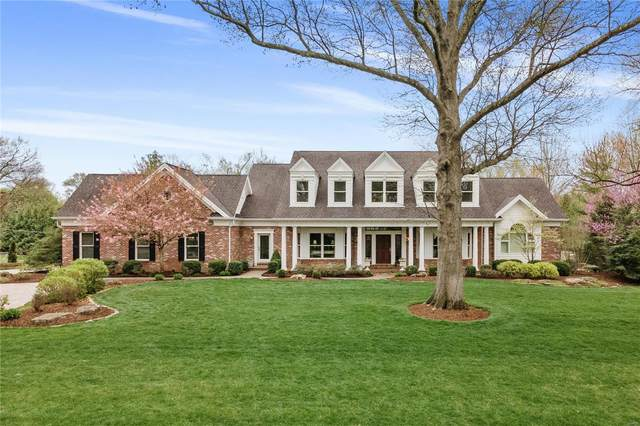 16 Outer Ladue Drive, Frontenac, MO 63131 (#21021274) :: Parson Realty Group