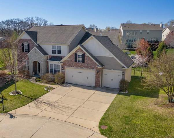 1248 Green Vale Court, Fenton, MO 63026 (#21022775) :: St. Louis Finest Homes Realty Group