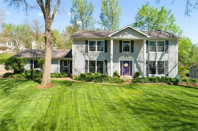 13433 Featherstone Drive, St Louis, MO 63131 (#21023843) :: Clarity Street Realty