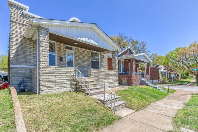4405 Neosho, St Louis, MO 63116 (#21025748) :: Clarity Street Realty