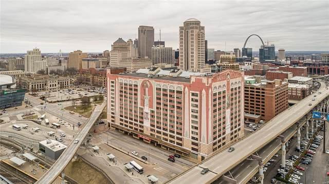400 S 14th Street #918, St Louis, MO 63103 (#21026205) :: Friend Real Estate