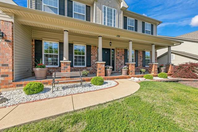 139 Double Tree Ct, Imperial, MO 63052 (#21027854) :: Clarity Street Realty