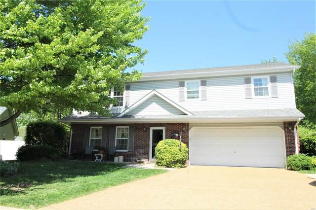 761 Sundance Trail, Troy, IL 62294 (#21028217) :: Parson Realty Group