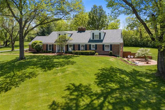 8 Williamsburg Road, St Louis, MO 63141 (#21028515) :: Parson Realty Group