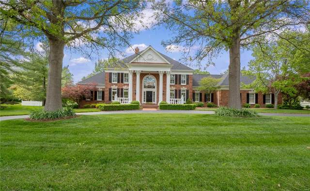 403 Rolling View Road, Creve Coeur, MO 63141 (#21030447) :: Blasingame Group | Keller Williams Marquee