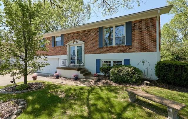 1164 Sagebrush Trail, Ellisville, MO 63011 (#21030576) :: PalmerHouse Properties LLC