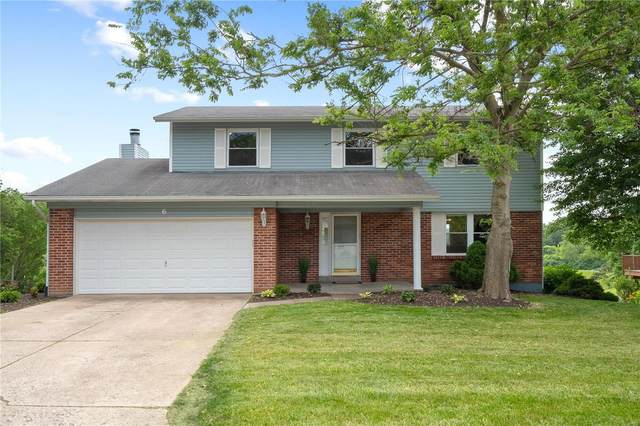 6 Lake Superior Drive, Saint Peters, MO 63376 (#21031169) :: Kelly Hager Group   TdD Premier Real Estate