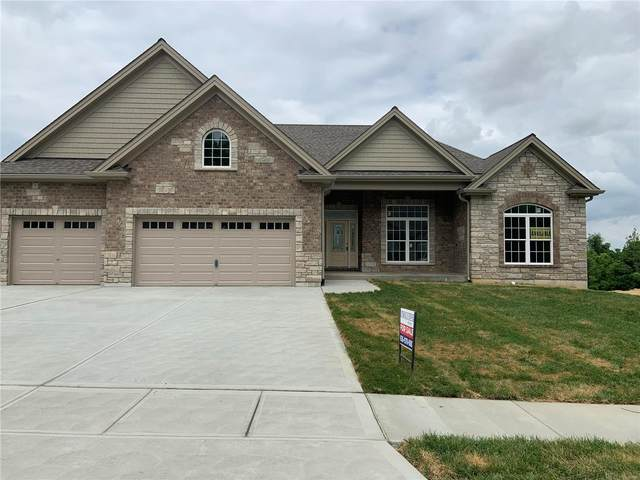 1031 Bellevaux Place, Saint Charles, MO 63301 (#21031712) :: Clarity Street Realty
