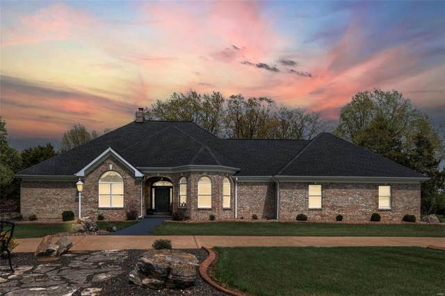25 Woodliff Taxiway, Foristell, MO 63348 (#21032519) :: St. Louis Finest Homes Realty Group