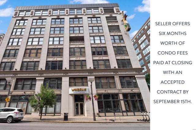 1601 Washington Avenue #210, St Louis, MO 63103 (#21033161) :: Delhougne Realty Group